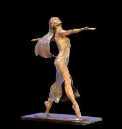 Large Dance Sculpture