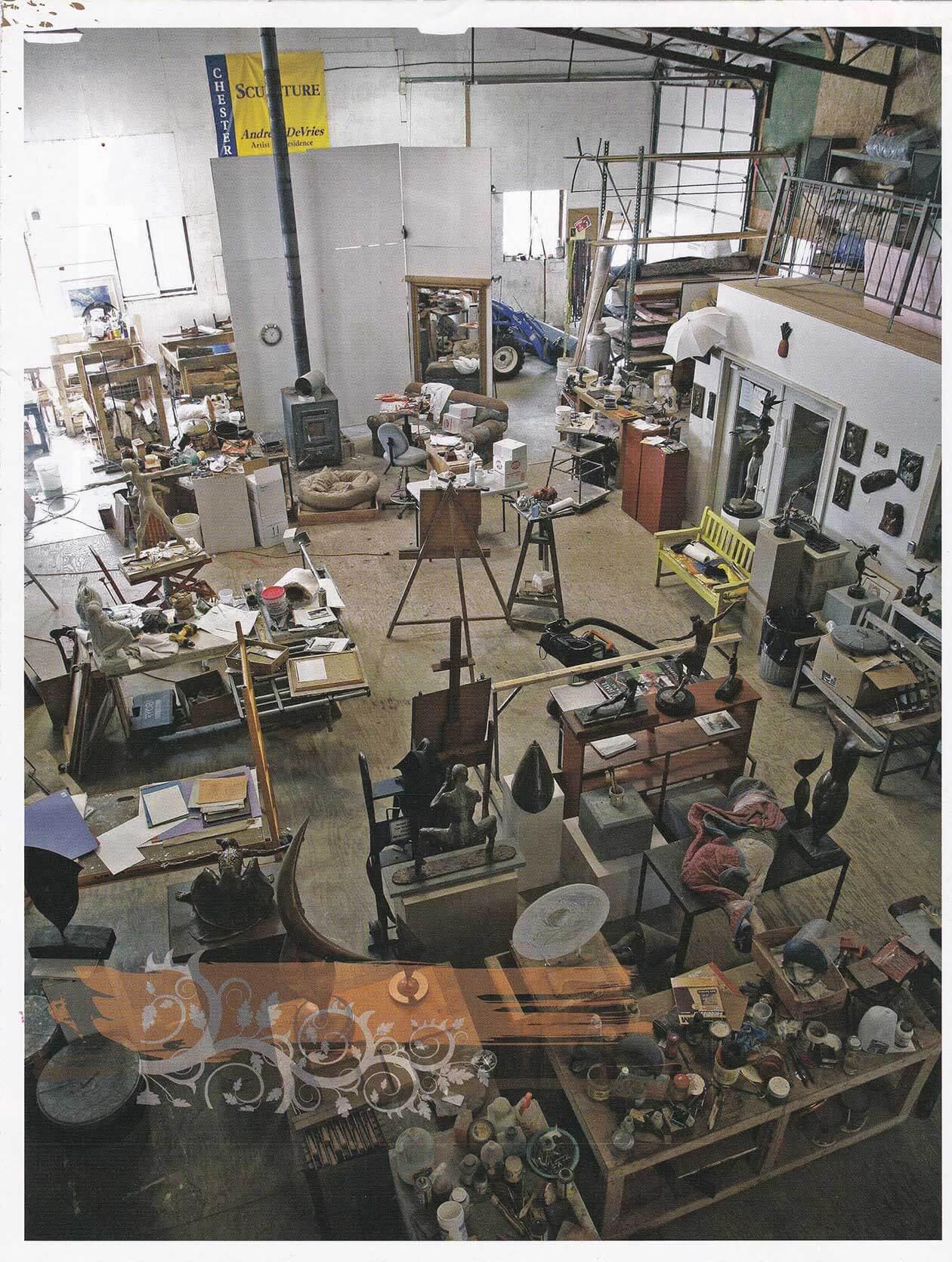 Berkshire Living Magazine January/February 2008 page 93