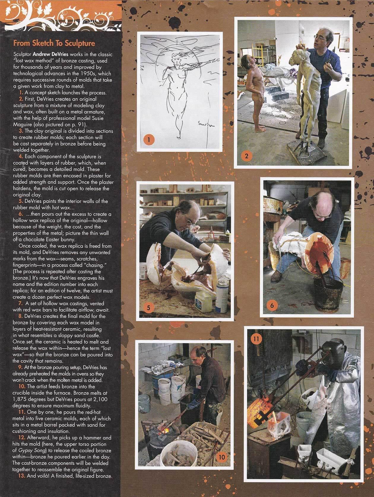 Berkshire Living Magazine January/February 2008 page 95