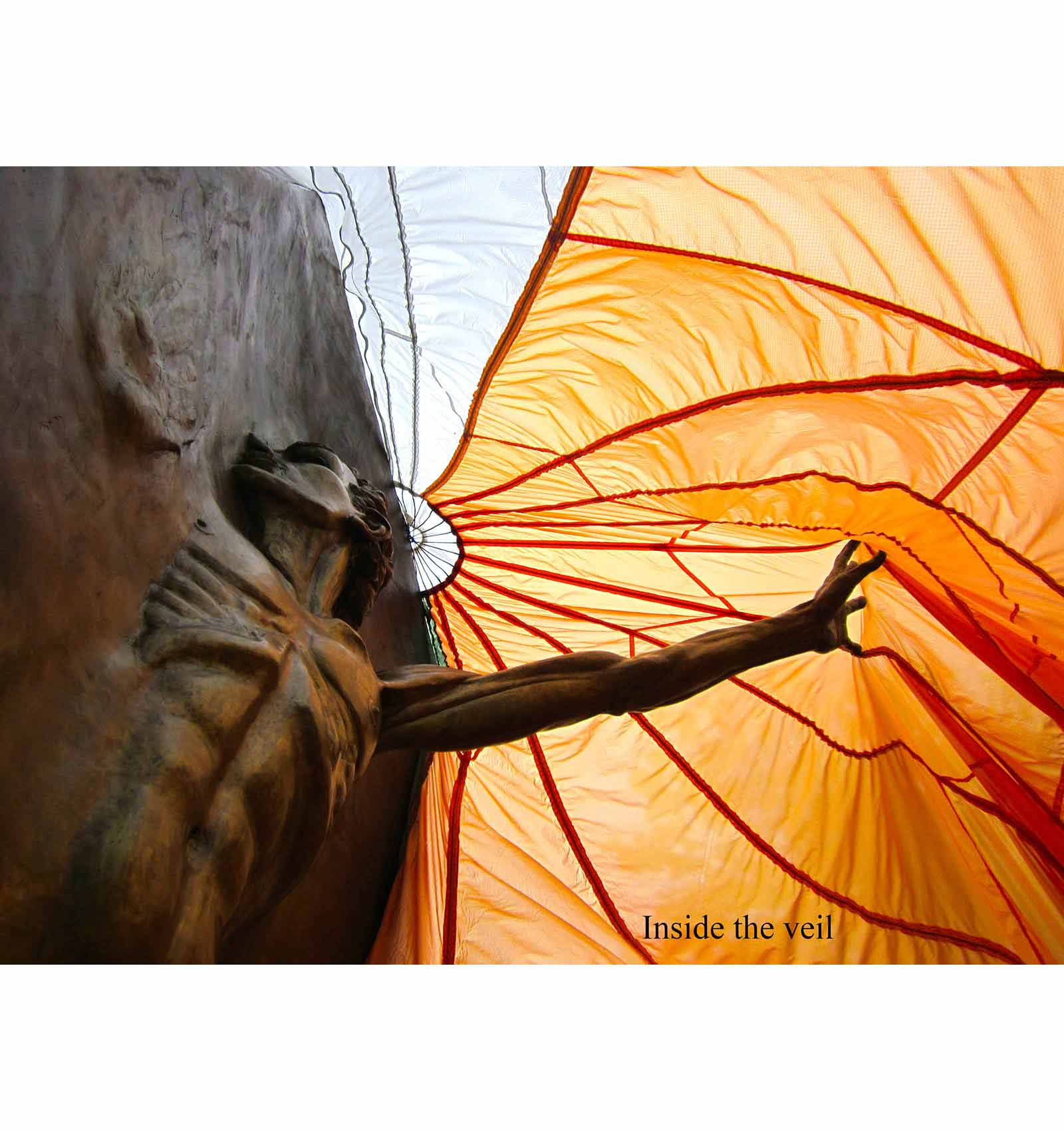 Other Side of Eden by sculptor Andrew DeVries